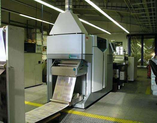 Printshop Personalisierung per Laserdrucker