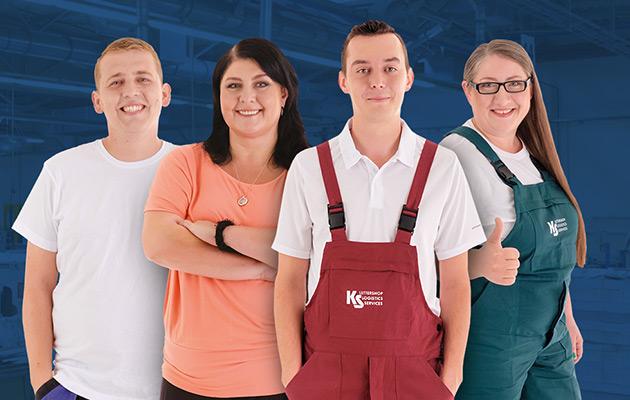 Mitarbeiter KS-Europe
